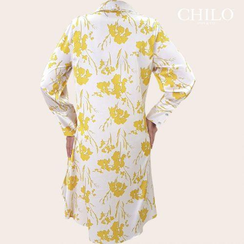 camisero amarillo espalda